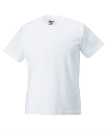 NOSS PRIMARY SCHOOL WHITE  T- SHIRT WITH LOGO